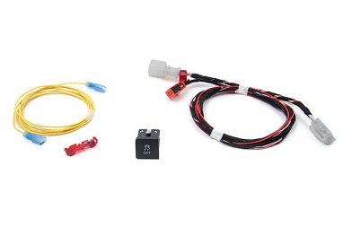 Traction Control Button Round Button Kit For MK6 Jetta