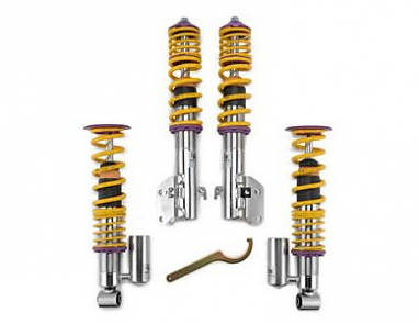 KW Coilover Kit For ClubSport Audi S4 B6 / B7