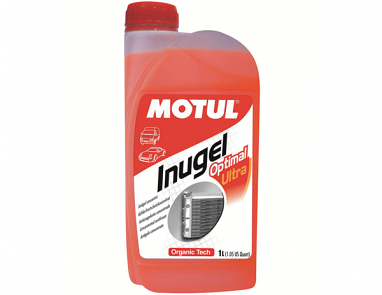 Motul Inugel Optimal Ultra (Coolant)