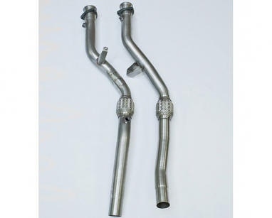 Milltek Catless Downpipes Manual Transmission For Audi S4