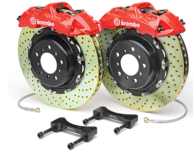 Brembo GT Systems 355x32 2-Piece (Front) 6-Piston