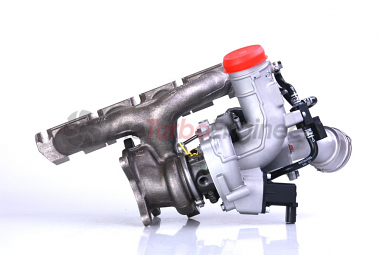 TTE350+ Turbocharger For a 2.0T FSI
