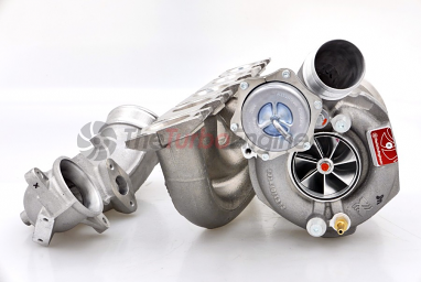 TTE500 Turbocharger - Includes TTE CNC Intake For a 2.5T FSI