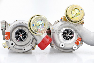 TTE380+ Turbocharger For a 2.7T