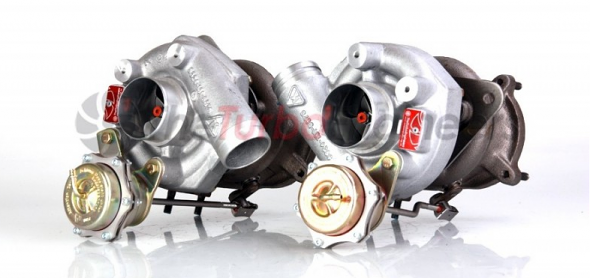 TTE650 K16 Turbocharger For 993/996T