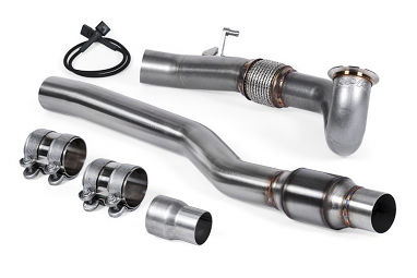 APR Cast Inlet Downpipe Exhaust System For AWD - 1.8T/2.0T