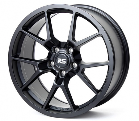 Neuspeed RSe10 Light Weight Wheel: 18x9.0 ET45 Satin Black