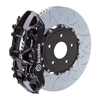 Brembo GT Systems 6-Piston Front Big Brake Kit 350x34mm - Black
