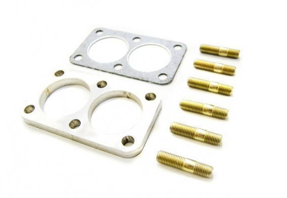 BFI Dual Downpipe Manifold Spacer ( ABA ) For Mk1