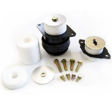 BFI Stage 2 Delrin Complete Motor Mount Kit (Includes: front, rear & trans)