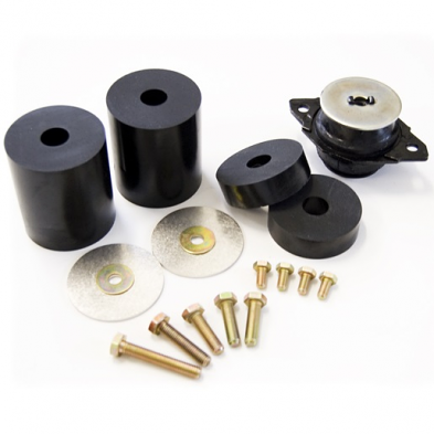BFI Stealth Series Complete Motor Mount Kit (Includes: front, rear & trans)