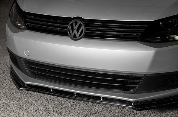 Aggressiv Carbon Fiber Front Lip For VW MK6 Jetta