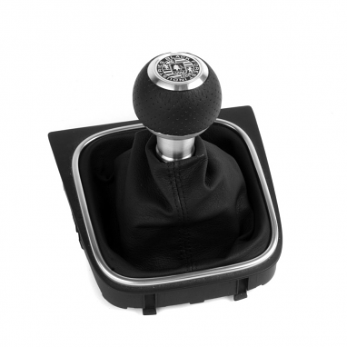 BFI Heavy Weight Shift Knob - Air Leather For BMW Fitment