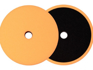 Turbo Wax Orange Low Profile Pad 6.5 Pad Face