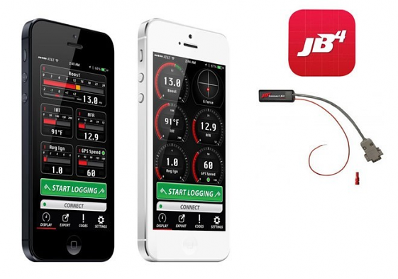 JB4 Rev 3 Smart Phone Wireless Connect Kit