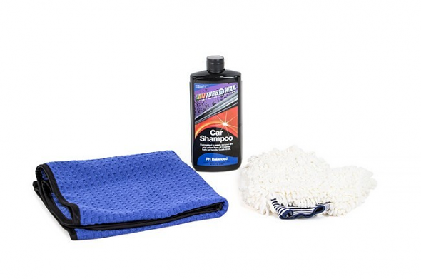 Turbo Wax Essential Wash Kit