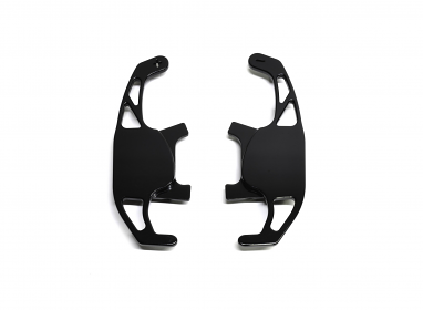 Gearshift Paddles - Piano Black For VWR Billet Golf 7 DSG