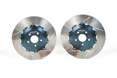 Girodisc Front 2pc Floating Rotors - Audi TT RS