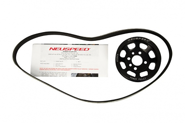 NEUSPEED Power Pulley Kit (TDI)