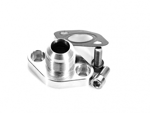 Integrated Engineering Oil Drain Line Adapter Flange For 1.8T