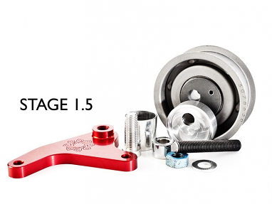 Integrated Engineering 06A 1.8T Manual Timing Belt Tensioner Kit (no belt) - Stage 1.5