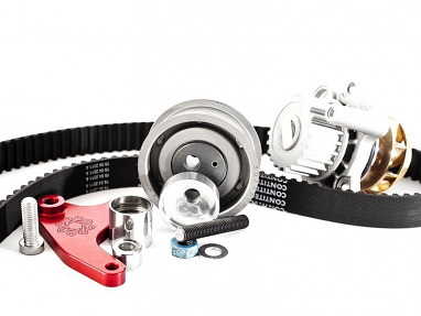 Stage 3 Integrated Engineering Manual Timing Belt Tensioner Kit W/Pump - For 1.8T