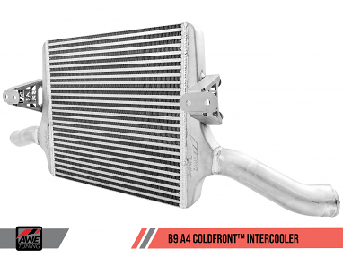 ColdFront Intercooler For AWE Tuning B9 A4 2.0T