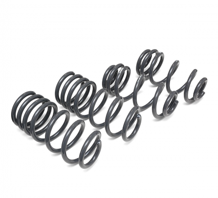 034 Dynamic+ Lowering Springs For B9 Audi A4/Allroad