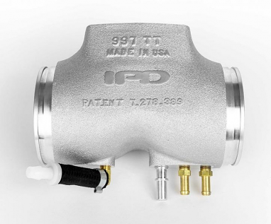 IPD Competition Intake Plenum 82mm For 997.1 Turbo