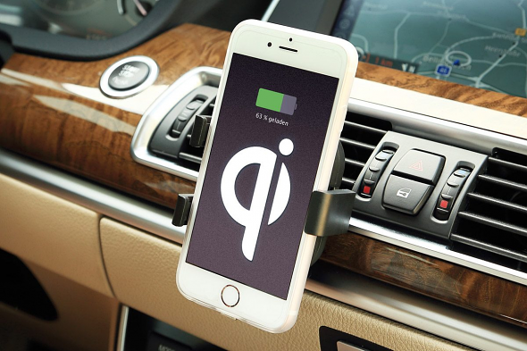 Inbay Qi Wireless Charging Universal Vent Mount