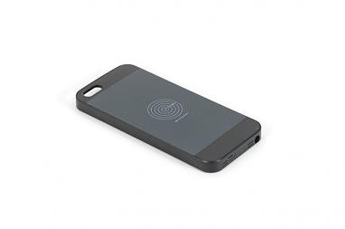 Inbay iPhone 5/5s/SE Wireless Charging Case - Black