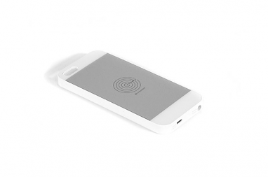 Inbay iPhone 5/5s/SE Wireless Charging Case - White