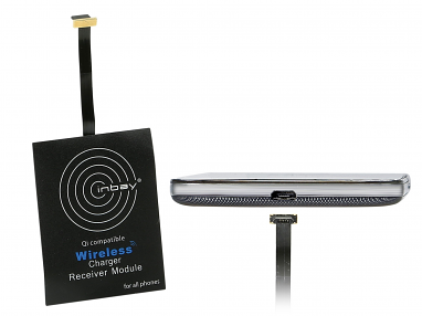 "Inbay Micro USB ""Top"" Wireless Charging Receiver"