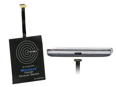 "Inbay Micro USB ""Bottom"" Wireless Charging Receiver"
