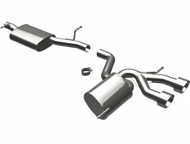 Magnaflow Cat Back Exhaust For MK5 R32 (Touring)