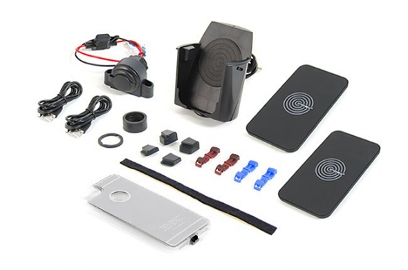 Inbay USP Universal Cup iPhone 6/6s/7 Complete Kit Silver