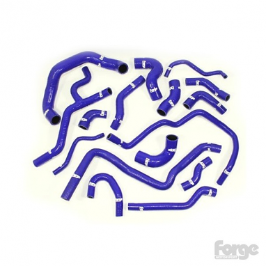 Forge Silicone Coolant Hoses the For Audi TTS Blue
