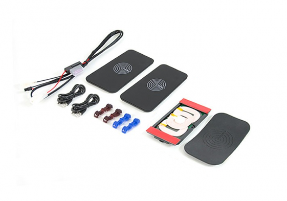 Inbay Universal Car iPhone X Wireless Charging Essential Kit