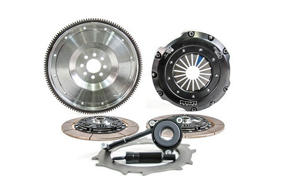 Clutch Masters Twin Disc 850 Series Kit For MK7 Golf R Race