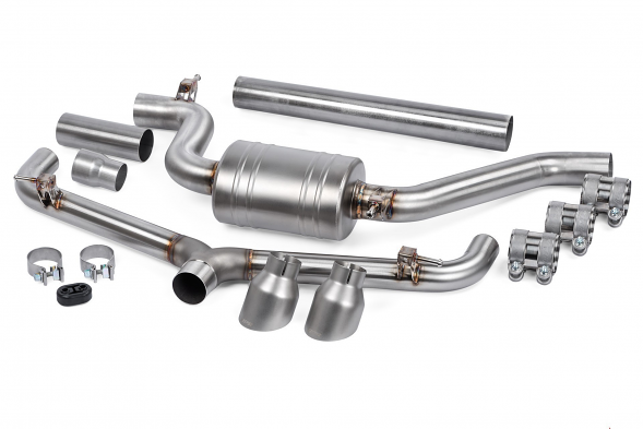 APR Catback Exhaust System For MK7 GTI