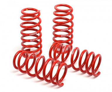 H&R Jetta GLI Race Springs For VW MK6