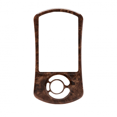 Cobb AccessPORT V3 Brulwood Brown Faceplate