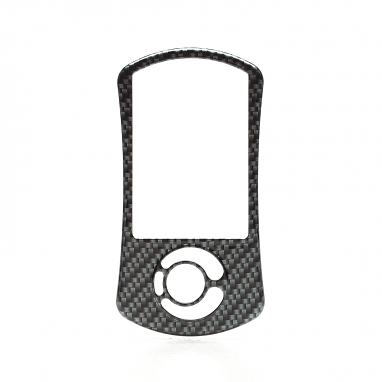 Cobb AccessPORT V3 Carbon Fiber Black Faceplate