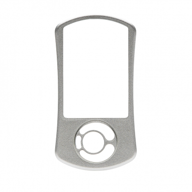 Cobb AccessPORT V3 Stealth Silver Faceplate