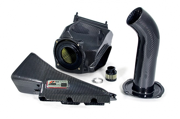 AWE Tuning Carbon Fiber Intake Gen 2 For Audi A7 S-FLO