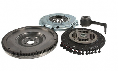 Clutch and Flywheel Kit: 02m 6 Speed