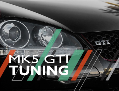 Stage 1 IE Performance Tune (2006-2008) For VW MK5 GTI
