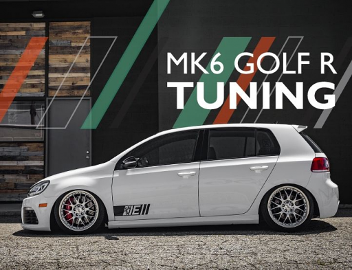 IE Stage 2 PRO Golf R Performance Tune (2012-2013) For VW MK6