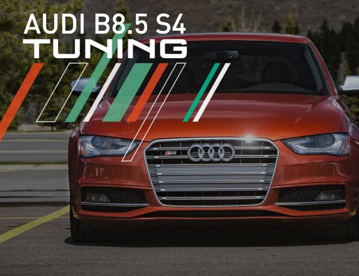 IE Stage 1 Performance Tune (2010-2016) For Audi B8/B8.5 S4