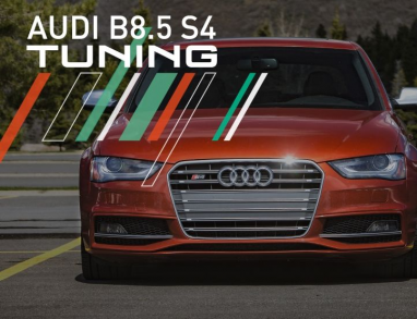 IE Audi B8/B8.5 S4 Performance Tune (2010-2016) - Stage 1